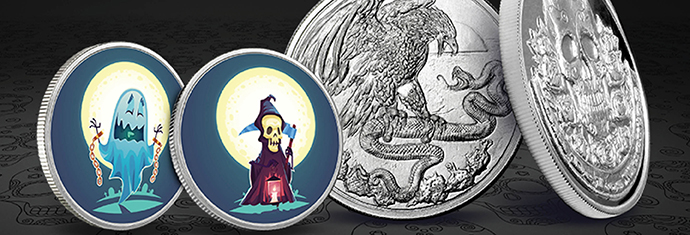Halloween and Dia De Los Muertos Themed Products