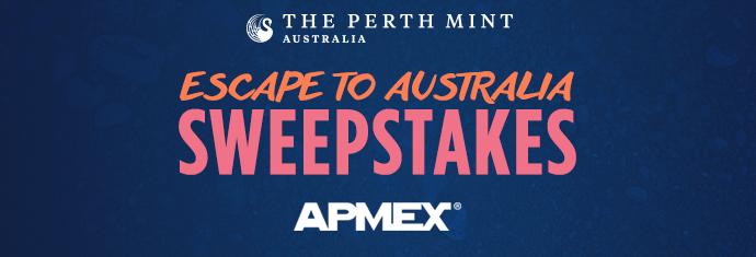 Escape to Australia Sweepstakes