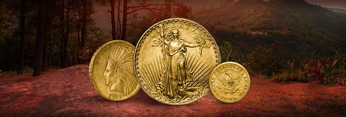Pre-33 Gold