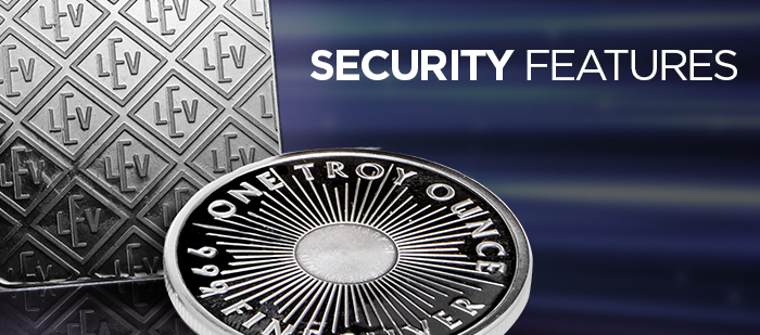 coins with security features