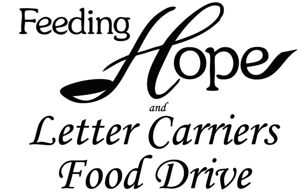 Feeding Hope and Letter Carriers Food Drive