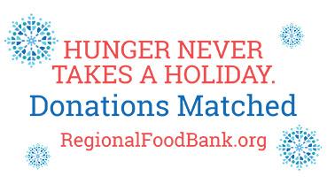 Food Bank Holiday Donations