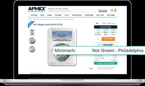 Mintmark Example