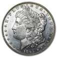about/almost uncirculated condition coin
