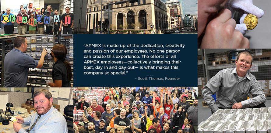 Careers at APMEX