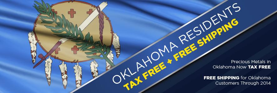 Oklahoma Now Tax Free