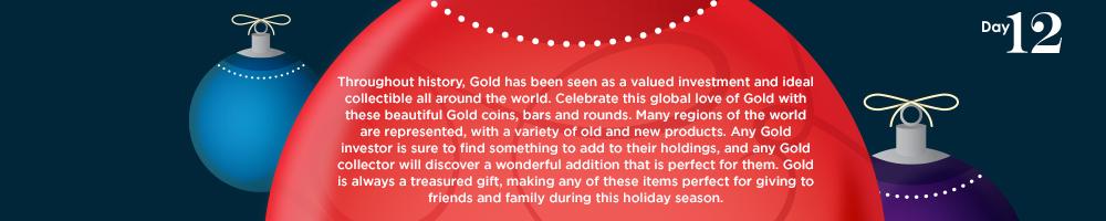 Gold Around the World
