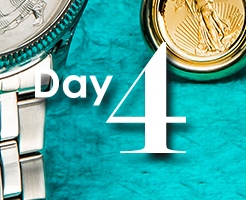 Day 4 of APMEX's 12 Days of Christmas!