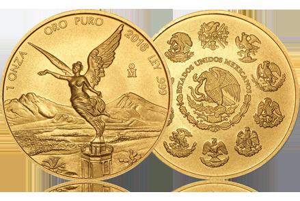 2016 Mexico 1 oz Gold Libertad