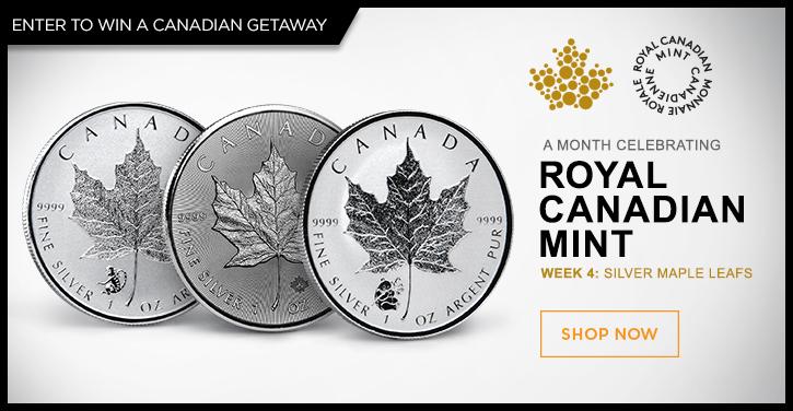 a month celebrating royal canadian mint