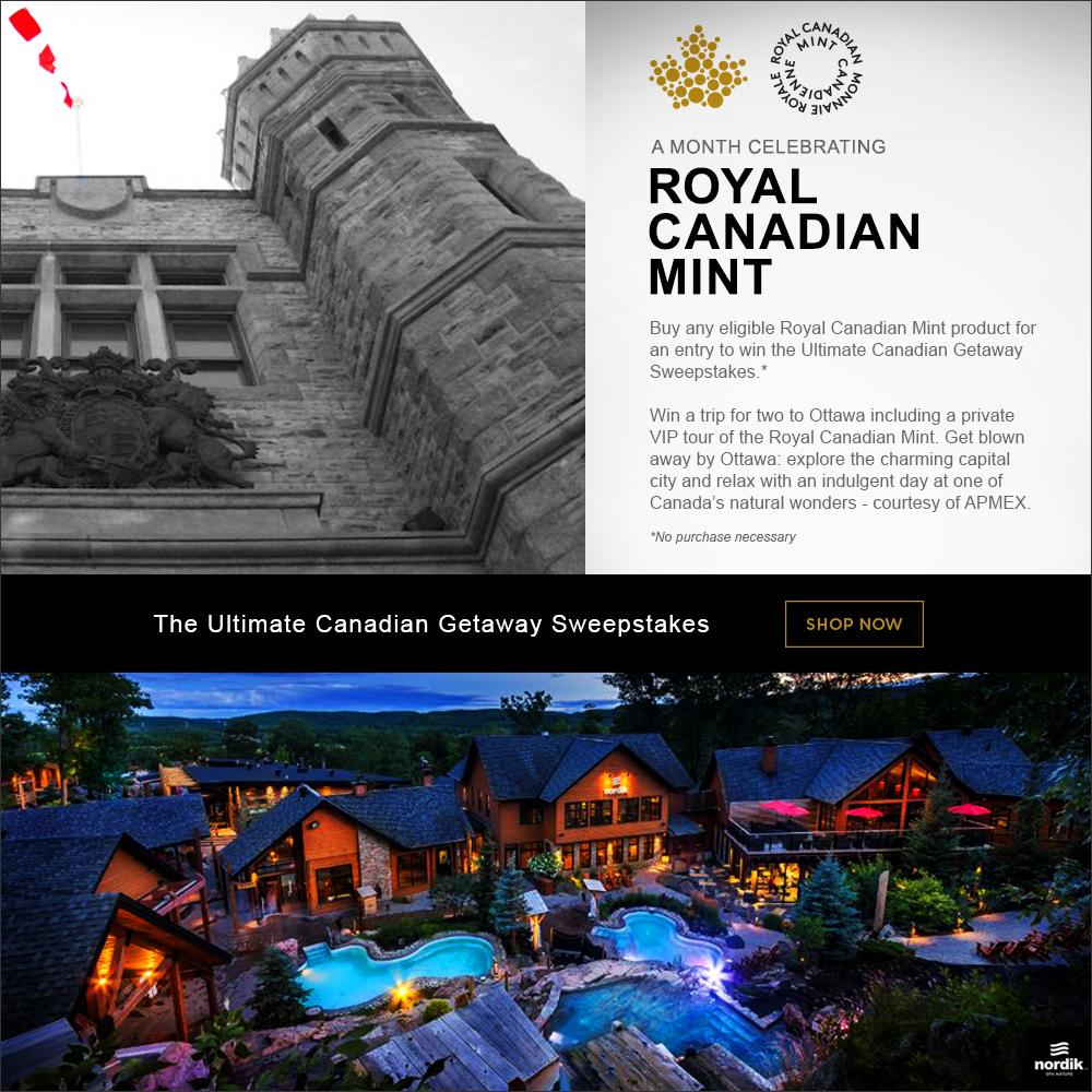 Royal Canadian Mint Month