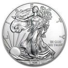 1 oz Silver American Eagle BU (Random Year)