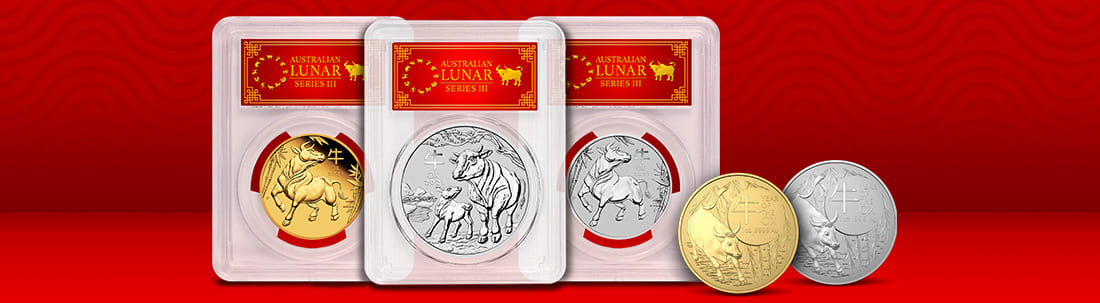 Celebrate the Lunar New Year with APMEX