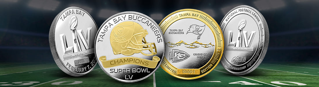 Official Super Bowl LV Products
