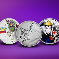 Collectible Disney Coins From the New Zealand Mint