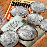 Differences Between Morgan Dollars and Peace Dollars