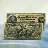 The History of Large Size U.S. Currency