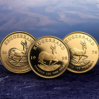 The First Gold Bullion Coin: The South African Krugerrand