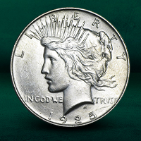 The Post War Coin: 1922 Peace Silver Dollar