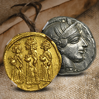 What is an Ancient Coin?