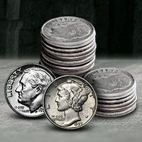 Which Dimes are Silver?