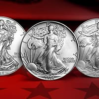 History of the Silver American Eagle Design