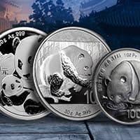 Silver Pandas Over Time