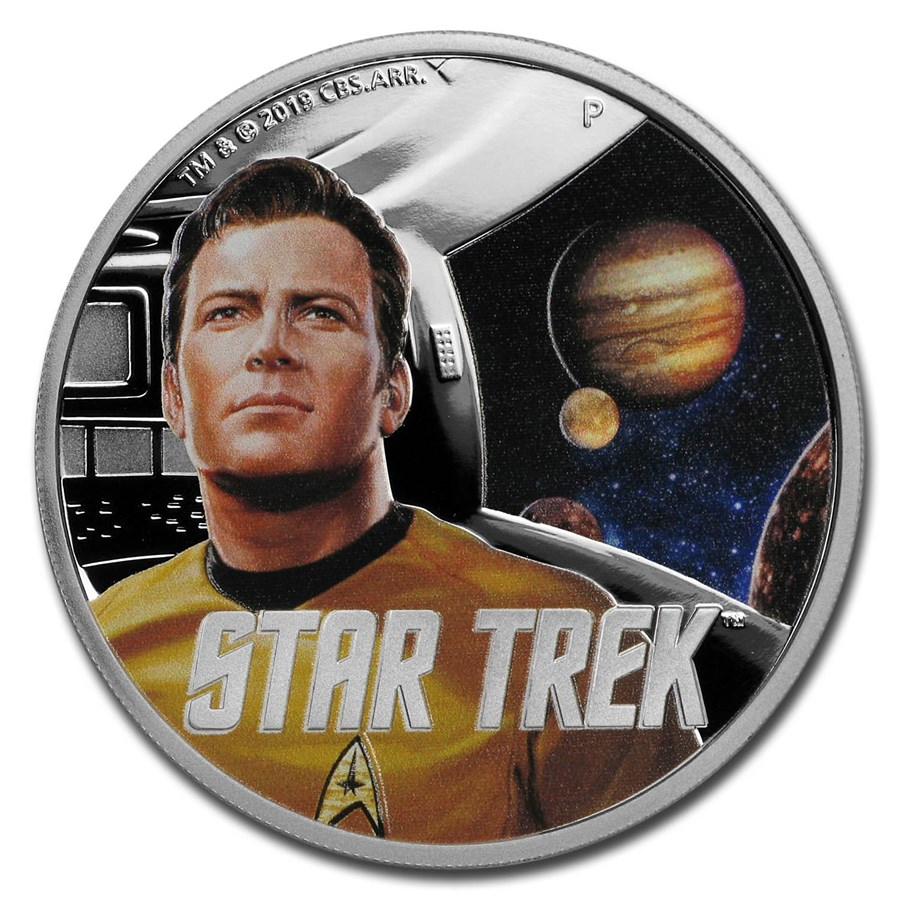 Explore the Final Frontier with Star Trek Products