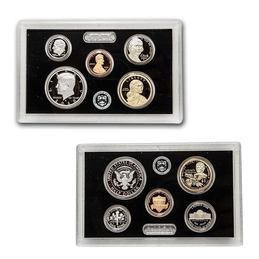 2020 Silver Proof Set