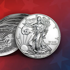 U.S. Mint Announces Sold Out Status of 2020 Silver American Eagles