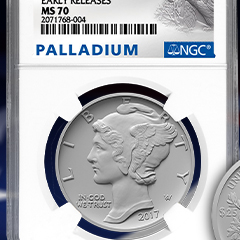Monthly Greysheet Speaks with APMEX Numismatist about Palladium Eagle