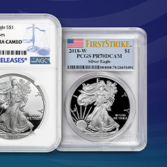 Pre-Order 2018 Proof Silver Eagles Now at APMEX
