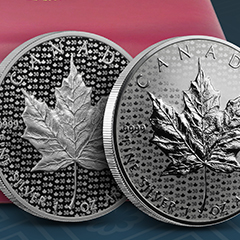 Celebrate 30 Years of the Silver Maple Leaf with APMEX