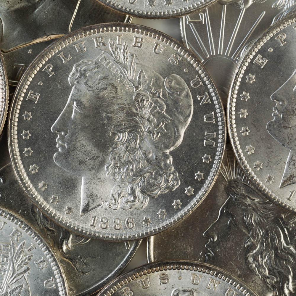 The Great War Silver Dollar
