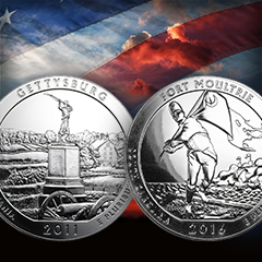 America The Beautiful Coins Celebrate Our Nation