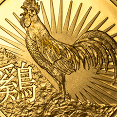 Celebrate the Year of the Rooster With APMEX