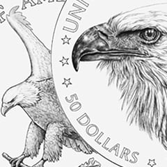 U.S. Mint Unveils New American Eagle Reverse Designs