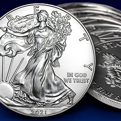 Affordable Investments: American Silver Eagles