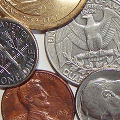 What Are U.S. Coins Made Of?