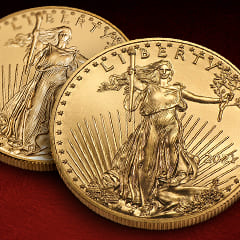 Highly Liquid: American Gold Eagles
