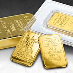 How Much Does a Gold Bar Weigh?