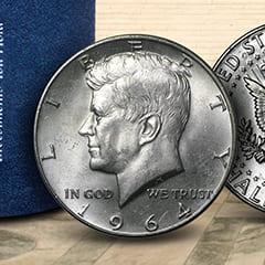 How Much is a Kennedy Half Dollar Worth?