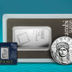 Discover The Purchasing Power of Platinum