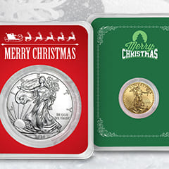 Precious Metals Gifts from the U.S. Mint