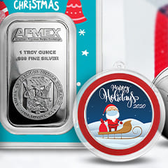 Top 10 Holiday Gift Items at APMEX