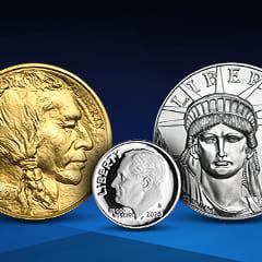 U.S. Mint 2020 Coin Mintages