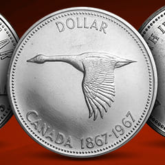 Which Canadian Coins are Silver?