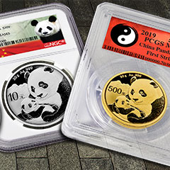 What Is a Chinese Panda Coin?