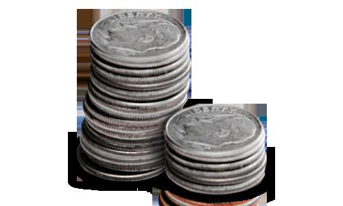 90% Silver Dimes