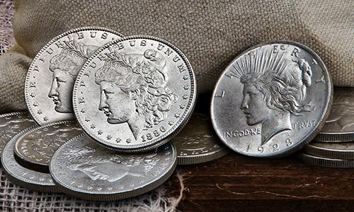 90% Silver Dollars